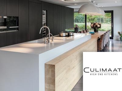 moderne keuken, culimaat, witte keuken, modern interieur, the art of living,
