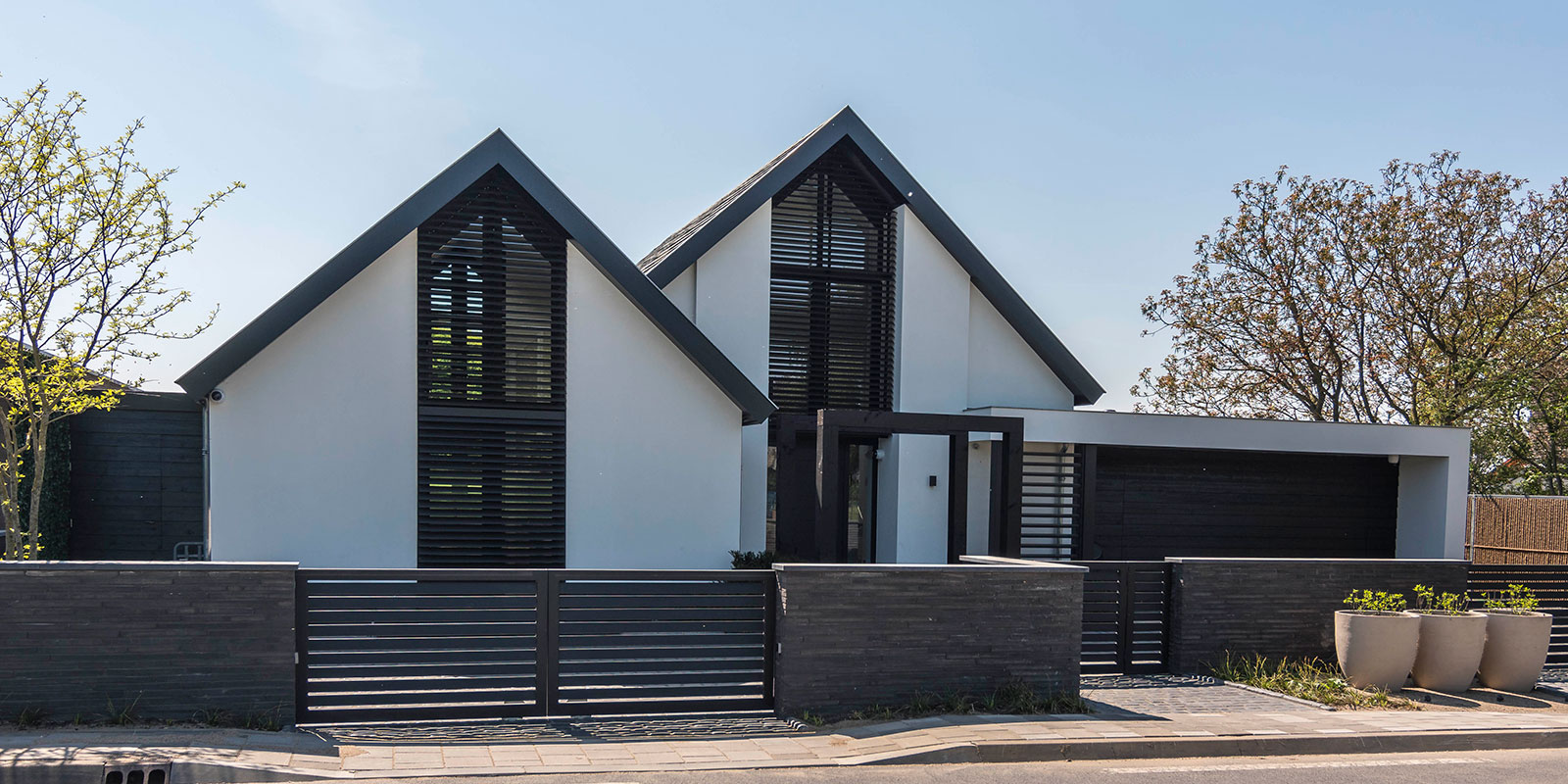 aluminium louvres, Sunshield, The art of living