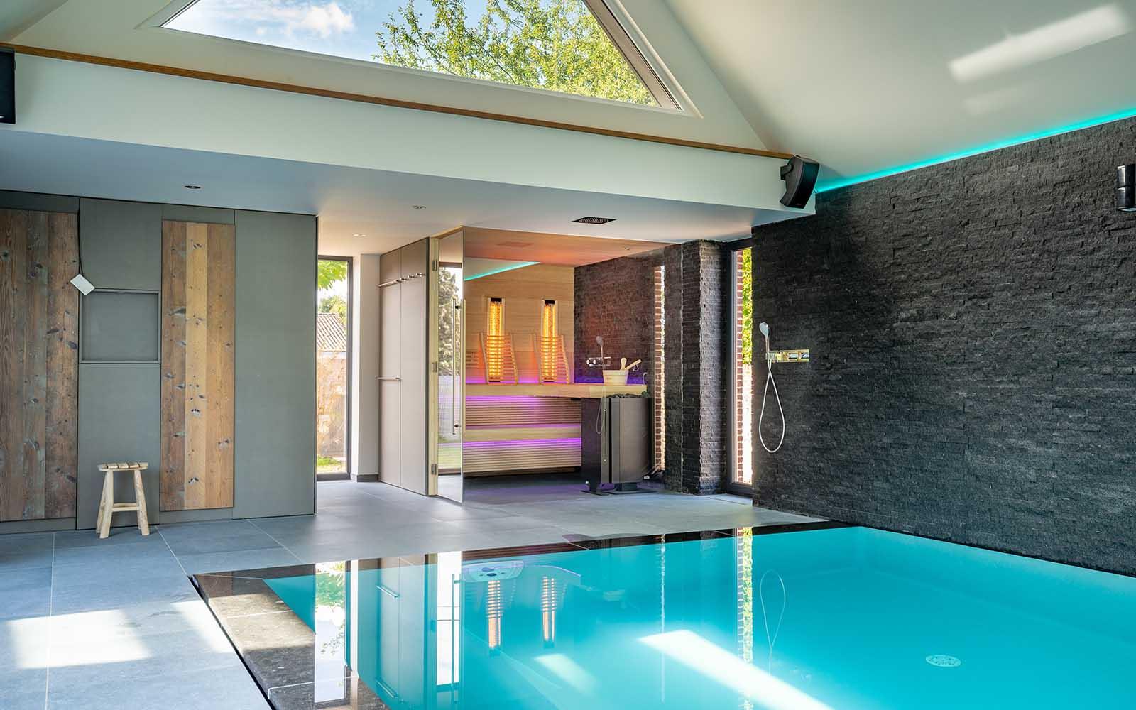luxe sauna, wellness, alpha industries, the art of living