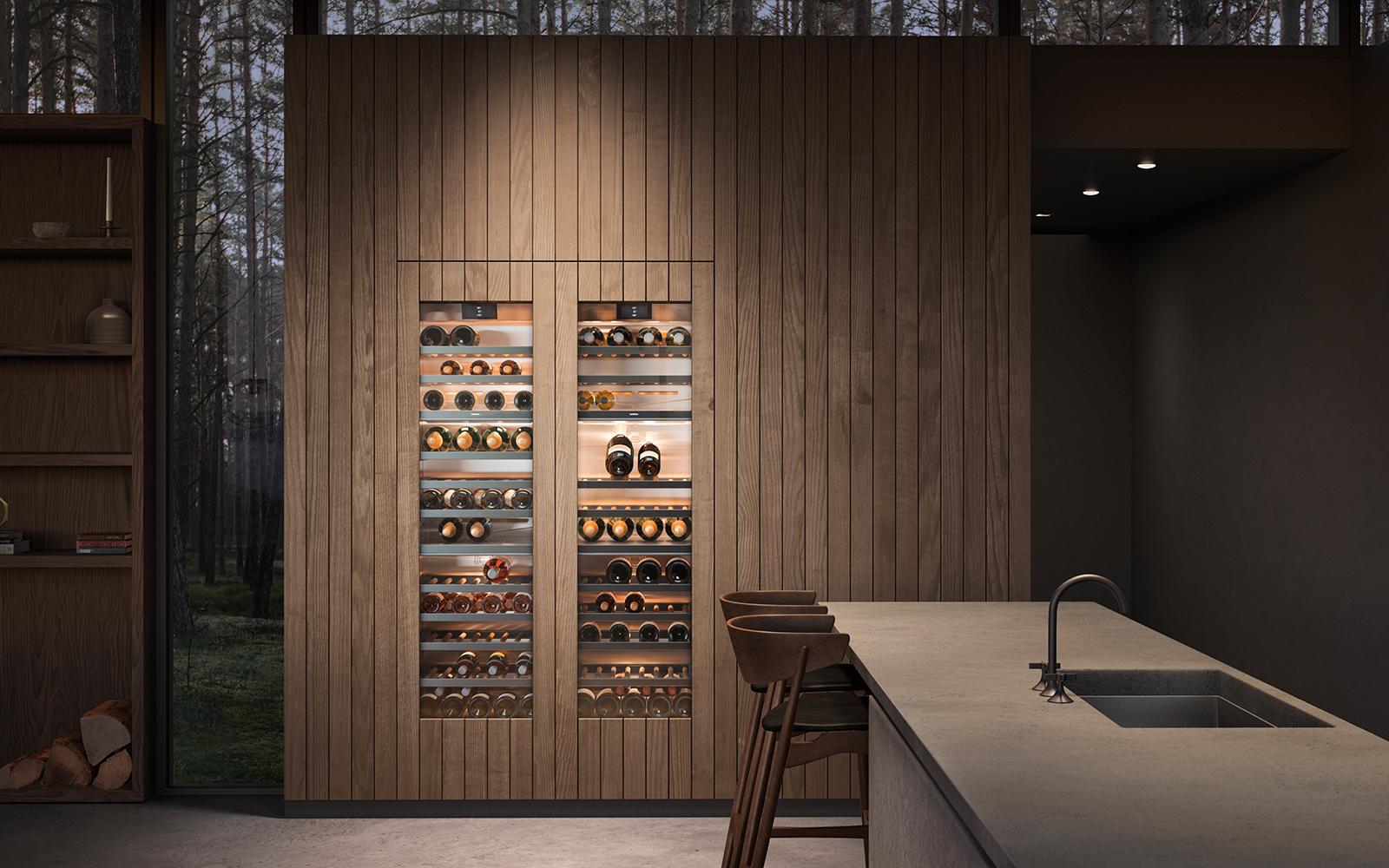 aswa keukens, the art of living, luxe keukenapparatuur