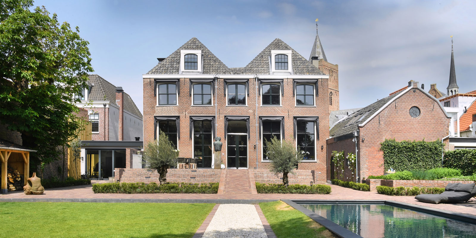 Van Manen   herenhuis, the art of living