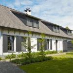 The Art of Living, Exclusief wonen, Tuin, Langenhuizen Hoveniersbedrijf, klapdeuren, deuren, boerderij, tuin, hovenier, ramen, dak, dakkapel, oprit