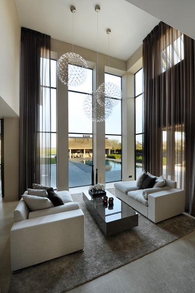 Moedt Bouwbedrijf BV is verantwoordelijk voor de bouw van deze prachtige villa.