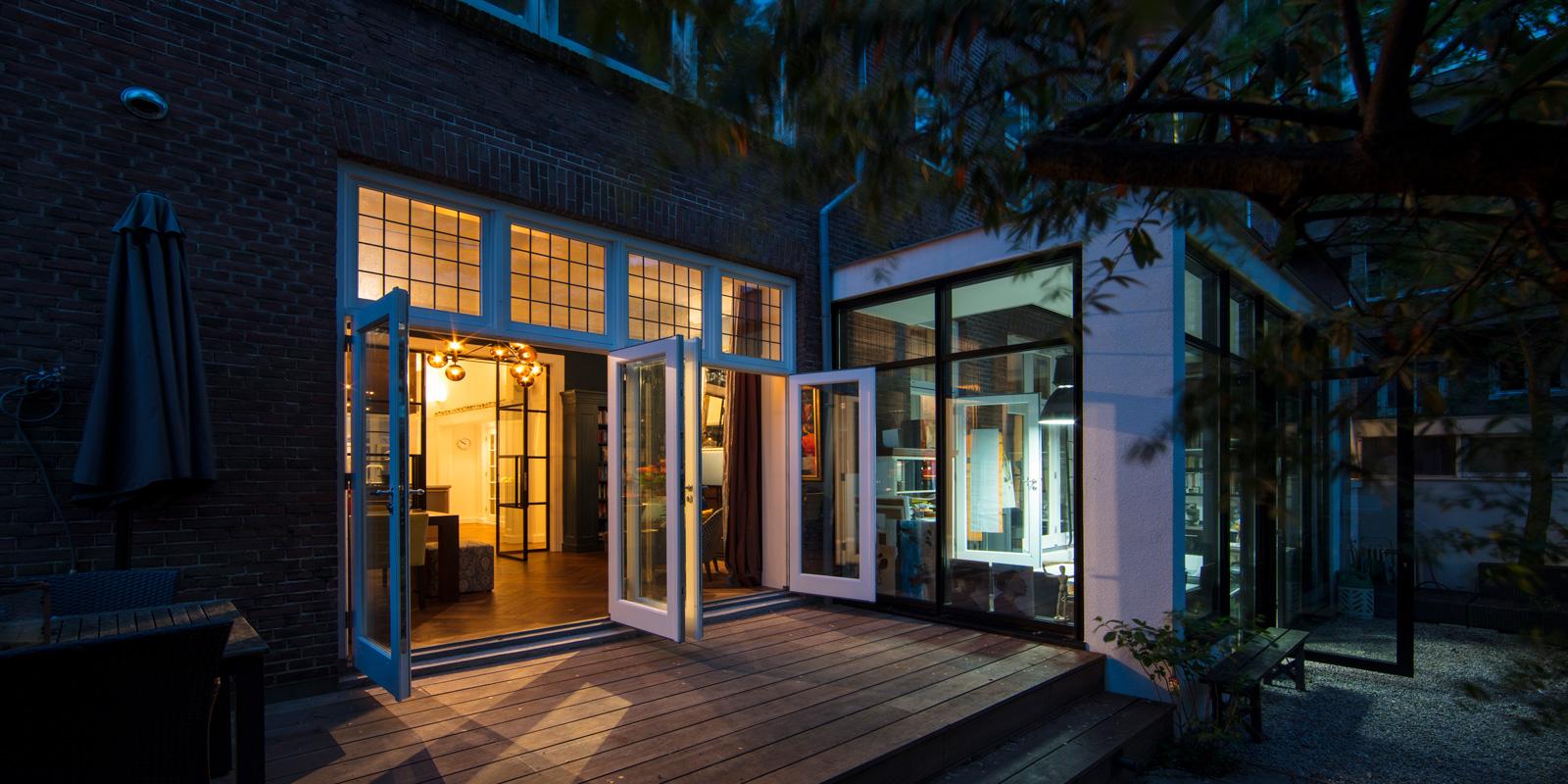 Denoldervleugels heeft deze prachtige villa ontworpen.