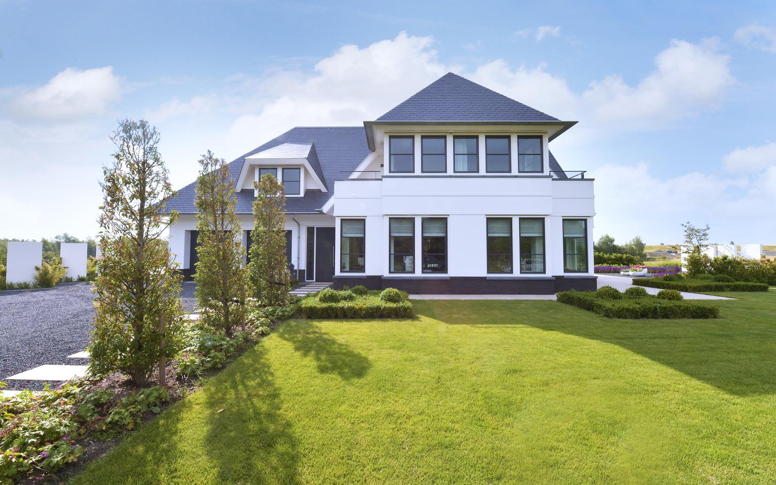 Van Egmond was de architect bij dit prachtige project.
