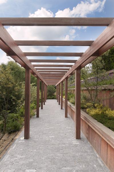 Van Berkel Aannemers heeft een groot deel bijgedragen aan deze villa.