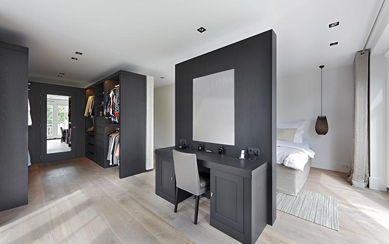 The Art of Living, Exclusief wonen, Coco-Mat bv, Bed specialist, slaapkamer, inloopkast, spiegel, design, interieur, laminaat, stucwerk