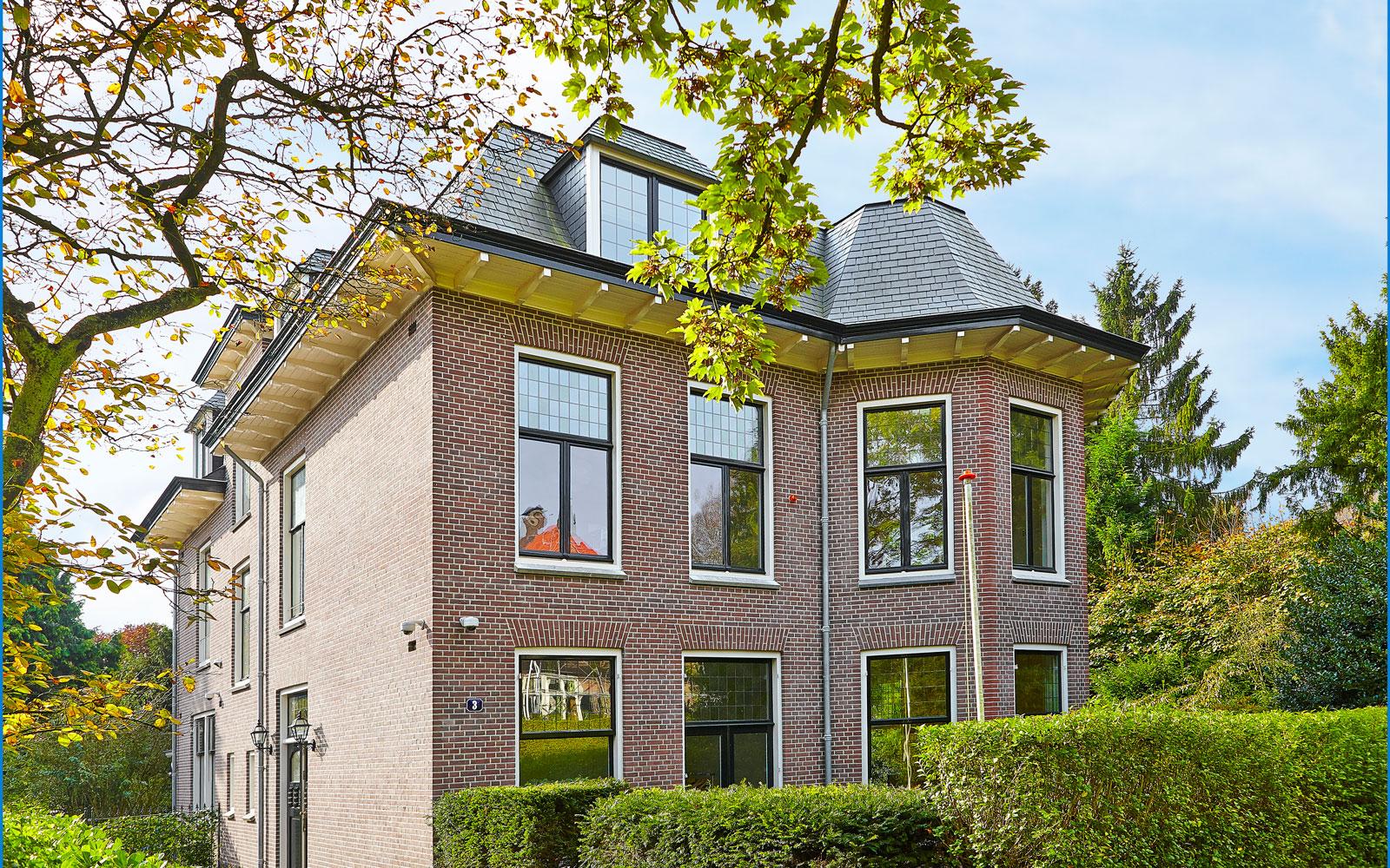 Vooroorlogse villa Monumentaal 1911 Burgemeesterwijk Anrhem