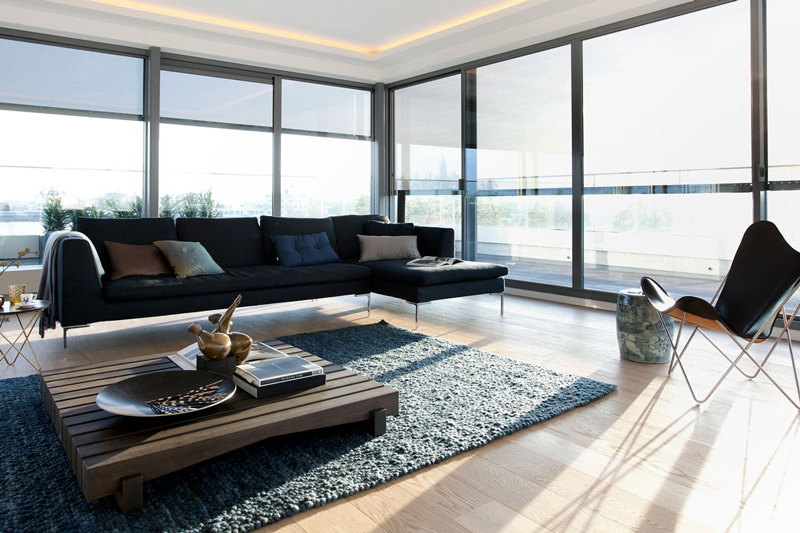 Penthouse Den Haag, Marco van Zal, architect, architectuur, architectenbureau, ontwerpbureau, exclusieve woningen, the art of living