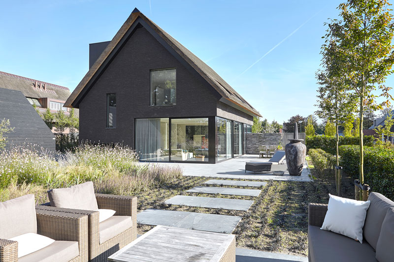 Moderne split-level villa | Bob Manders