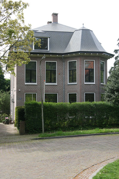 The Art of Living, Exclusief wonen, Vooroorlogse Villa Burgemeesterwijk Arnhem Monumentaal 1911, oude stijl, villa, luxe, ramen, lichtinval