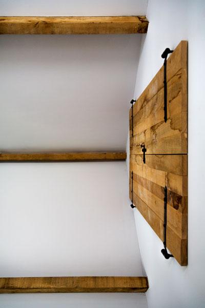 The Art of Living, Exclusief wonen, deur, luik, hout, design, interieur, stucwerk, schilderwerk