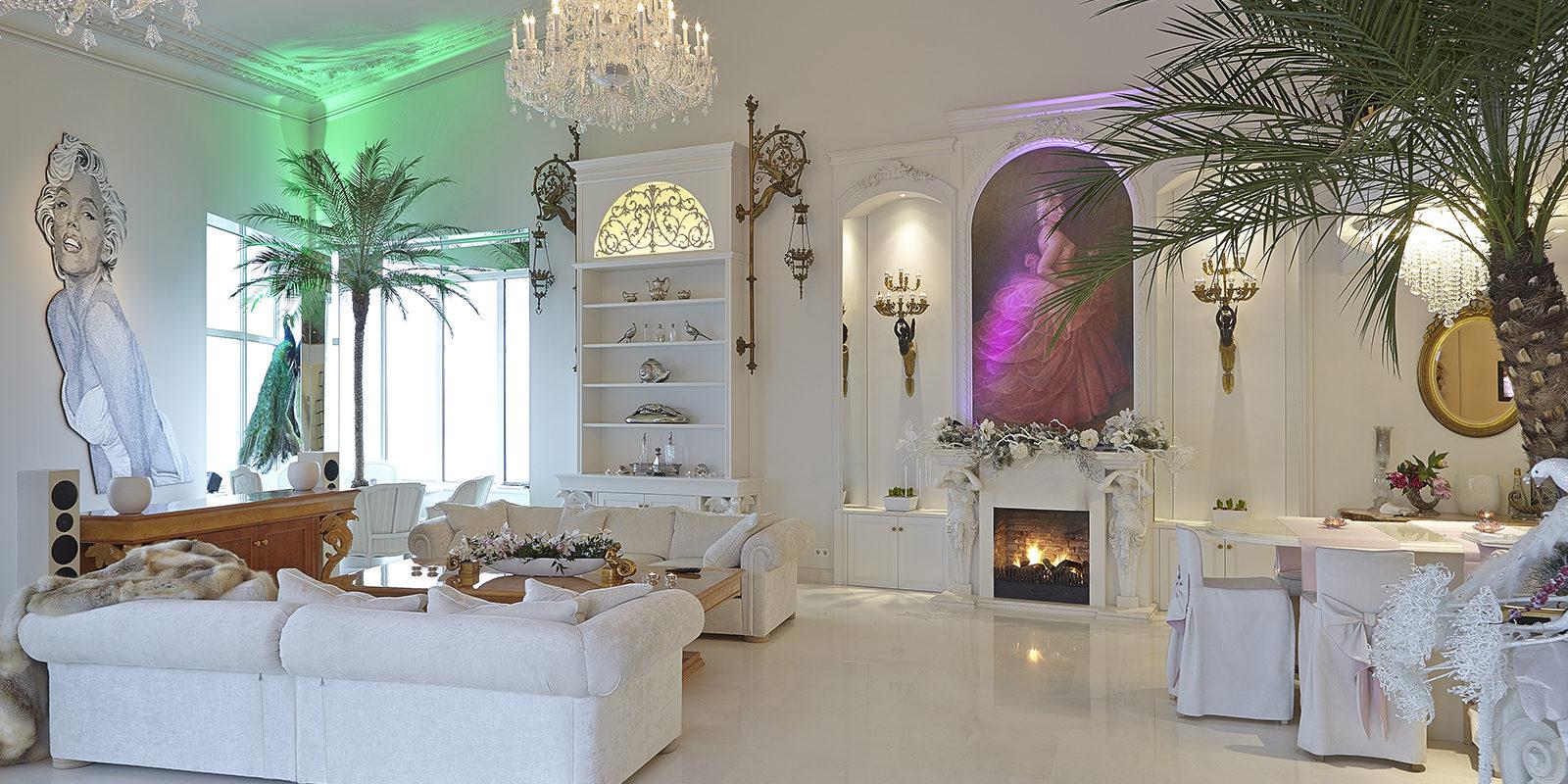 The Art of Living, Exclusief wonen, Bas openhaarden, openhaard, kachel, kunst, kroonluchter, design, interieur, meubilair, planten, modern
