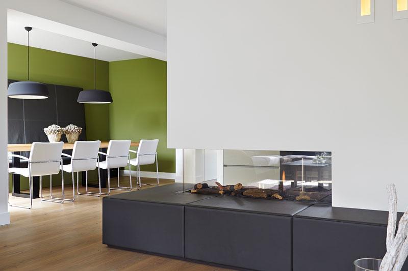 The Art of Living, Exclusief wonen, Haarden, Heerkens Openhaarden & Kachels, woonkamer, kachel, openhaard, design, luxe, interieur, laminaat, stucwerk, schilderwerk