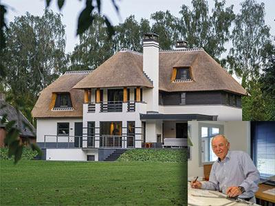 Wolfs Architecten, villabouw, exclusieve villa, huis