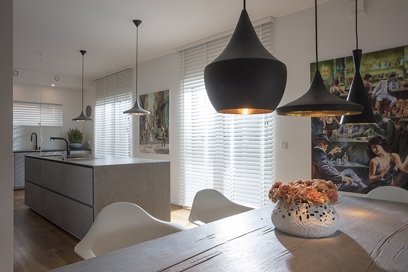 Jasno, Shutters, Blinds, Raamdecoratie, keuken