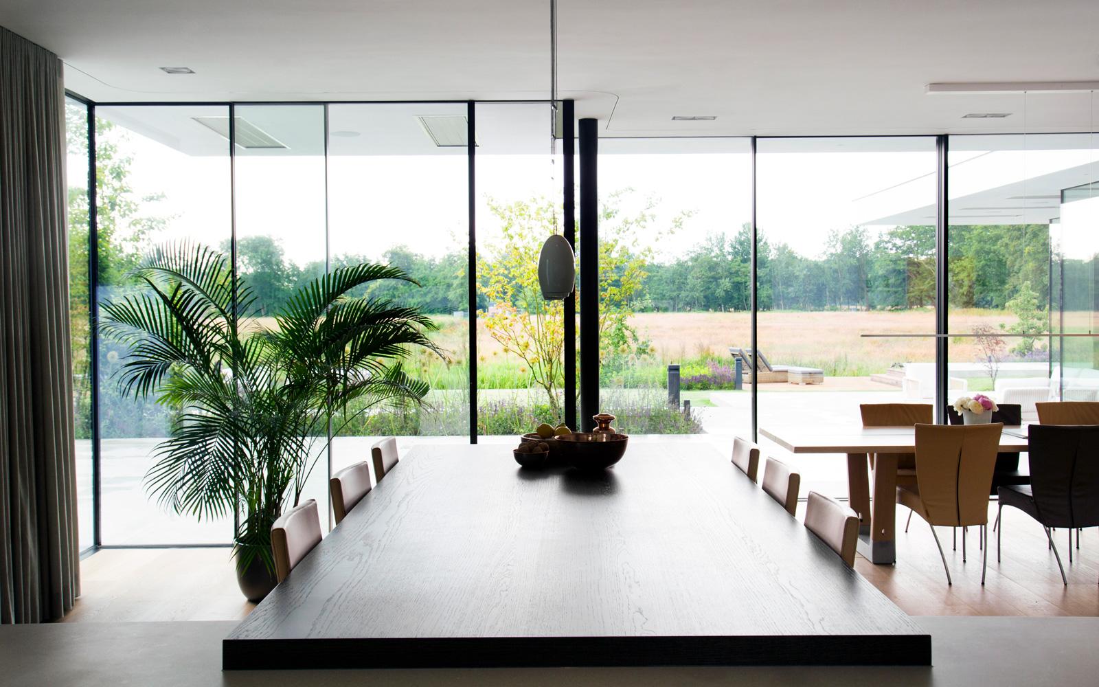 Moderne villa, Van Egmond Totaalarchitectuur, The Art of Living, High-end designmeubelen, Villa inspiratie, Exclusieve villa, Exclusief wonen