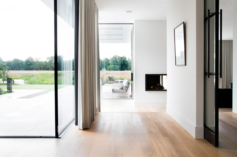Exclusief wonen, The Art of Living, Van Egmond Totaalarchitectuur, Exclusieve haarden, Berden by Houweling, Totaalinrichting, High-end design