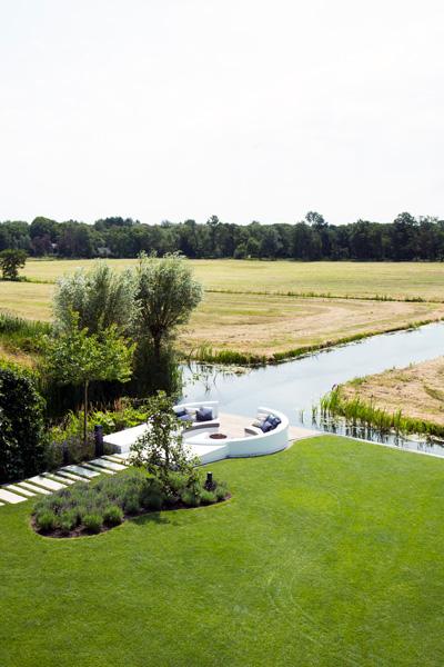 Exclusief wonen, Loungeset, Exclusieve tuinmeubelen, Buitenmeubilair, The Art of Living, Luxe tuinmeubelen