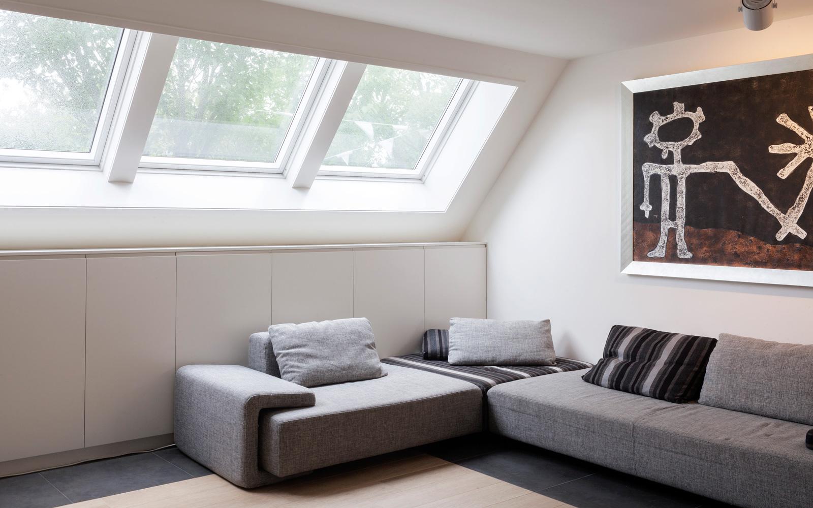 The art of living, Exclusief wonen, Velux, Exclusieve meubelen, Schilderij, Tegelvloer