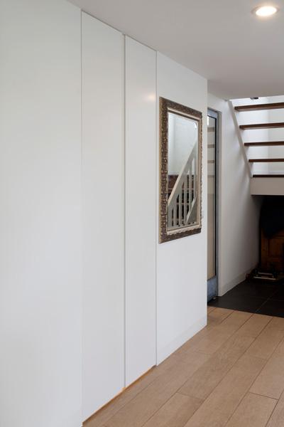 The art of living, Exclusief wonen, Trappenhuis, Exclusieve deur, Interieurdesign, Spiegel