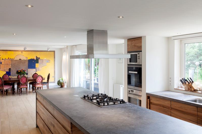 The art of living, Exclusief wonen, Miele, Exclusieve keuken, Fornuis, Kookeiland, Natuursteen, Moderne keuken