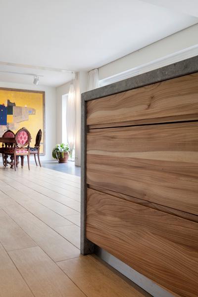 Houtwerk B.V. The art of living, Exclusief wonen, Houten design, Woonkamer, Exclusief