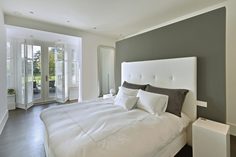 Nilson Beds heeft de masterbedroom verzorgt samen met de andere slaapkamers.