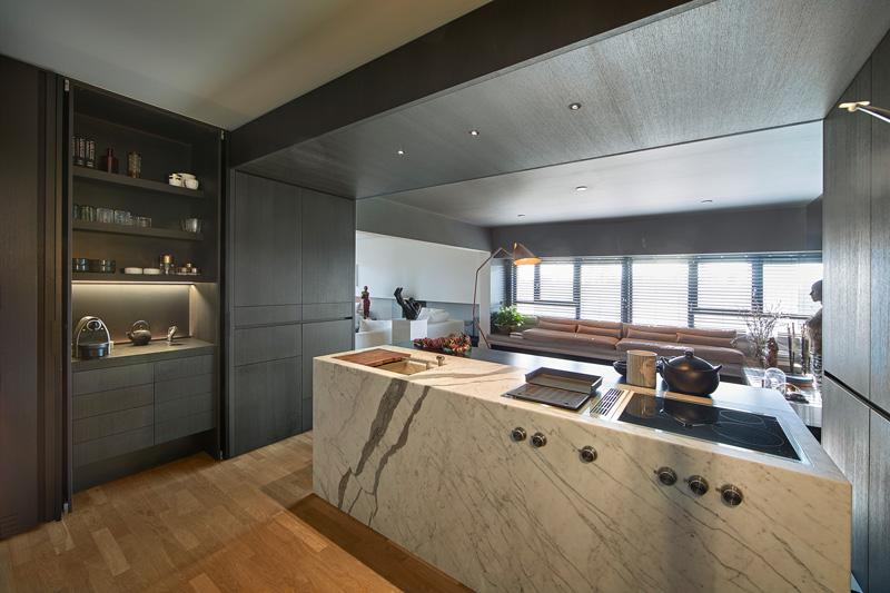 De keuken van Culimaat is voorzien van luxe keukenapparatuur van Gaggenau Nederland.