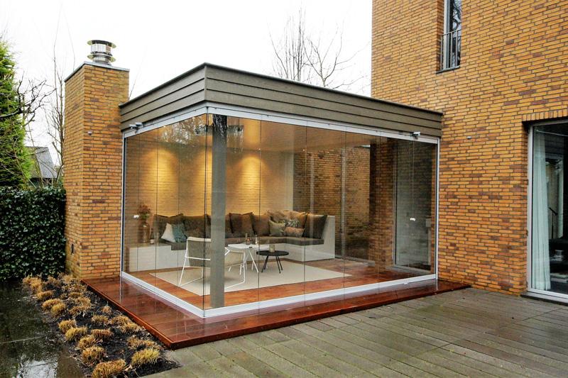 Exclusief wonen, The art of living, Langens & Langens Interieur en Exterieur, Exclusieve serre, Villa