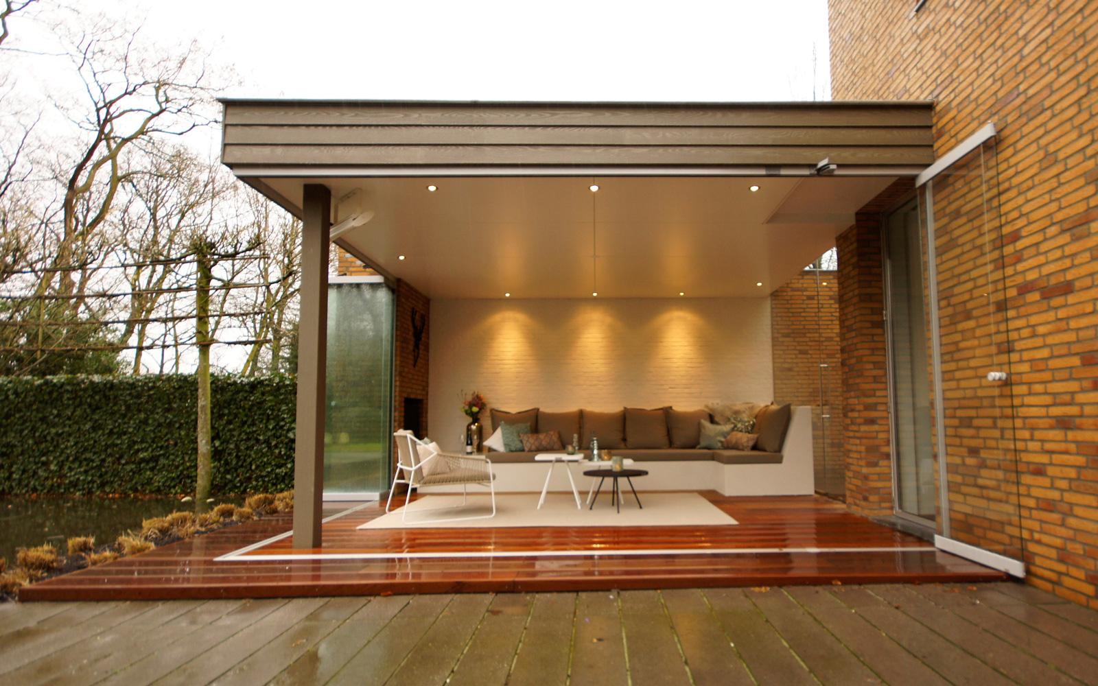Exclusief wonen, The art of living, Langens & Langens Interieur en Exterieur, Serre, Design interieur, Glaswerk