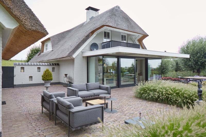 Studio Kees Marcelis zorgt voor prachtige architectuur.