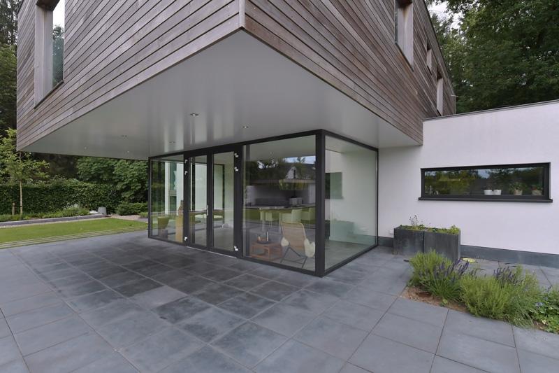 Spanjers Architect heeft een uniek ontwerp geleverd op het gebied van architectuur.