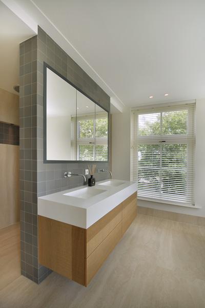 Sjartec heeft de exclusieve badkamer gerealiseerd.