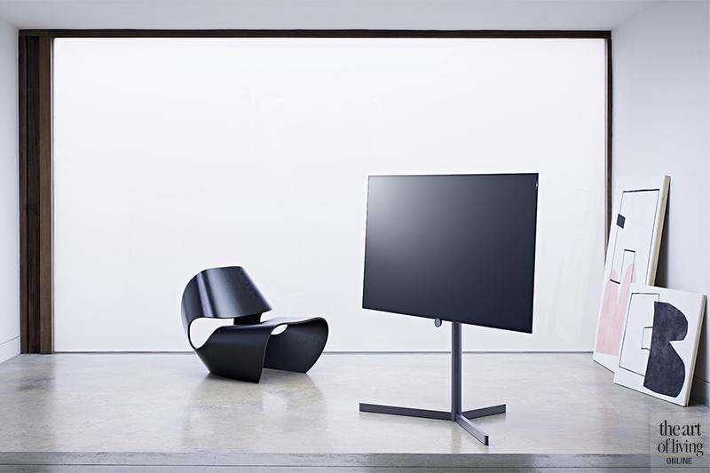 Televisie in nieuwe dimensie | Loewe