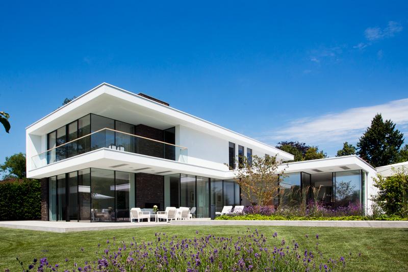 moderne villa, van egmond totaal architectuur, architectenbureau, ontwerpbureau, the art of living
