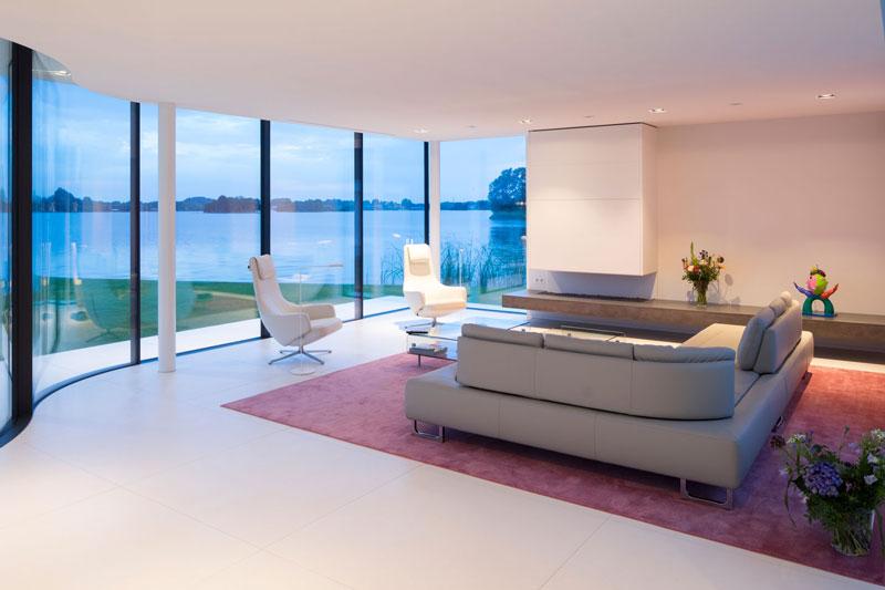 Villa bij het water | Lab32 architecten | Boley