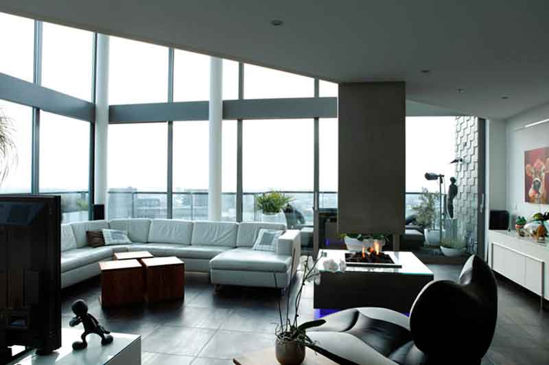 Penthouse, Crepain Binst Architecture, Boley Haard