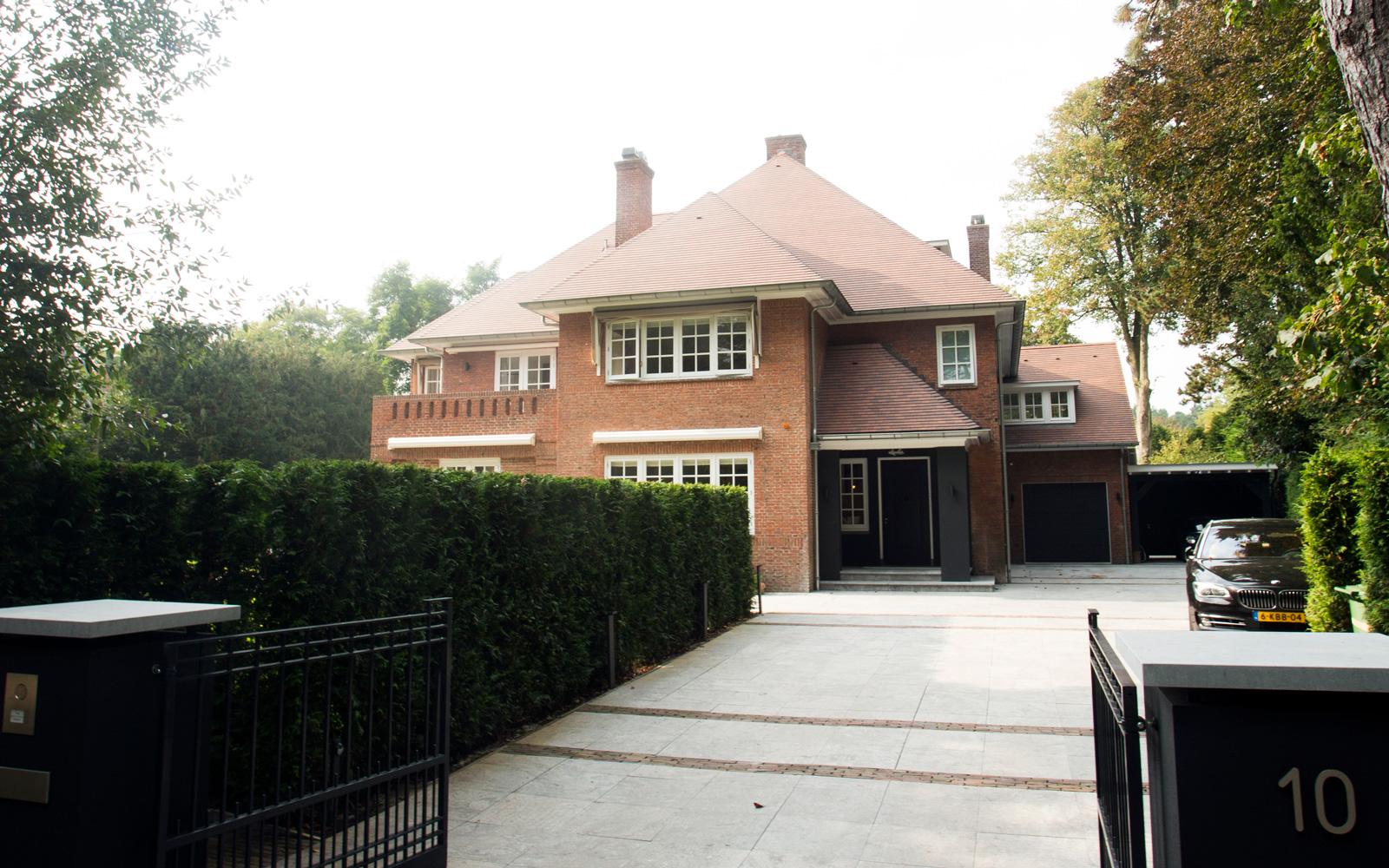 Realisatie door Van Egmond totaal architectuur.