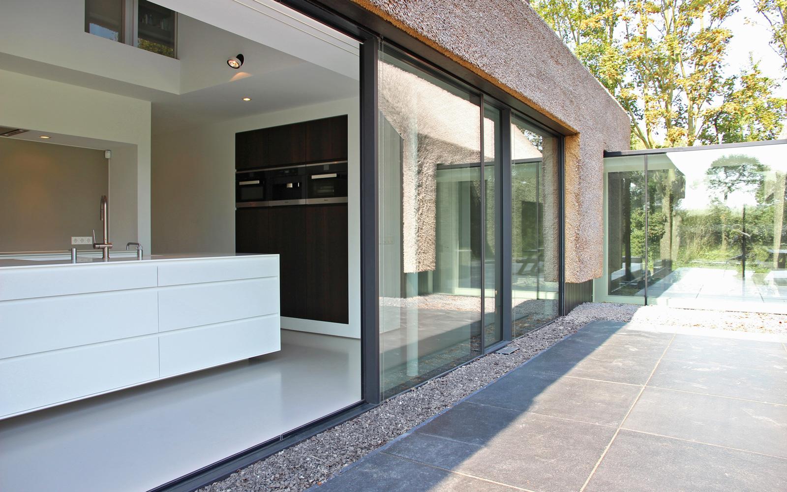 Het interieurdesign is verzorgd door Verschuren Interieurbouw.