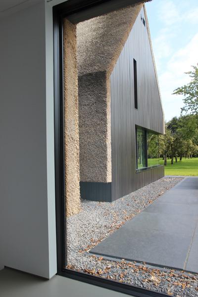 Grassodenridder Architecten zorgde voor een uniek design.