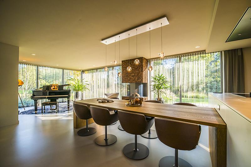 Kees Marcelis - Kubistische moderne villa