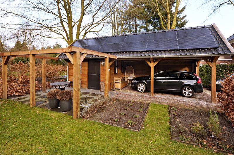 De tuin werd ontworpen door Jaap Poortvliet van Poortvliet & Partners