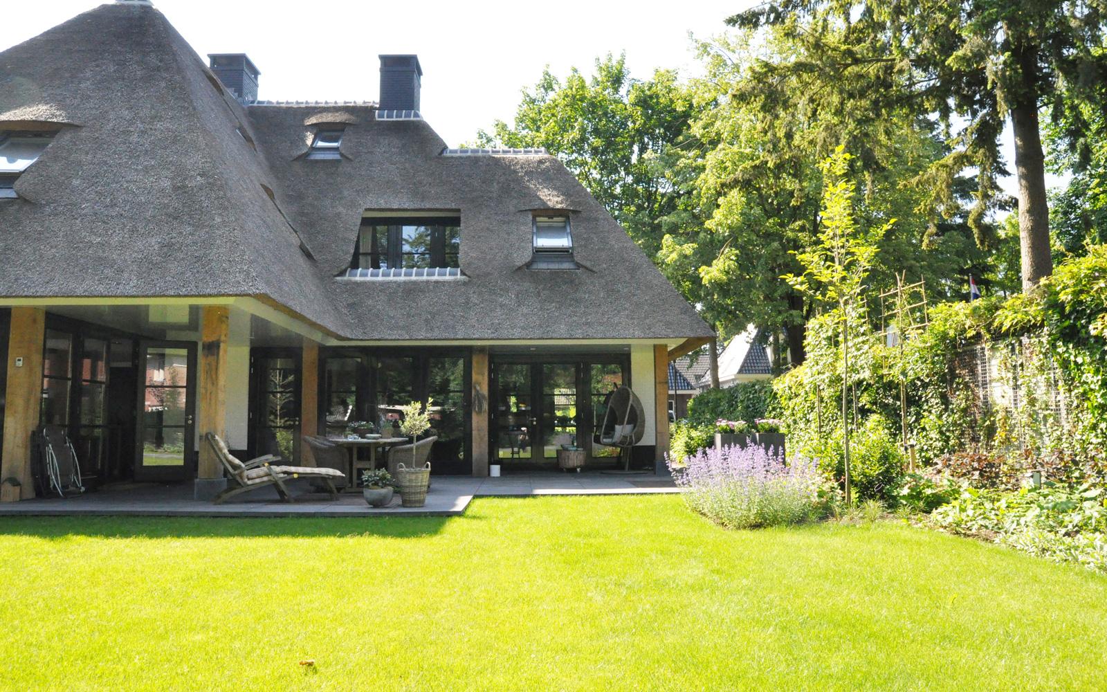 Henk Leeflang is verantwoordelijk voor de moderne architectuur.