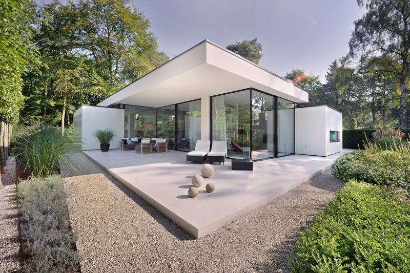 Boxxis Architecten, bungalow, architecten, architectenbureau, ontwerpbureau, exclusieve villabouw, the art of living