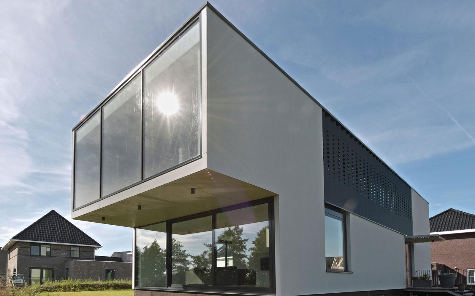 Modern, Lautenbag Architecten, villa