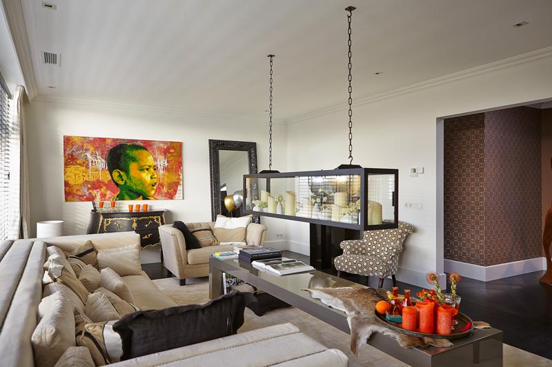Penthouse, RMR Interieur, living, PGA Groep, Interieur
