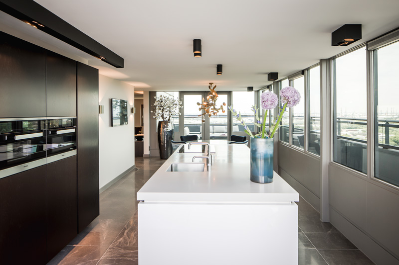 Luxe penthouse | Linda Lagrand