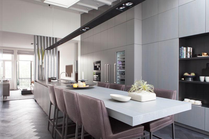 Penthouse interieur | Remy Meijers