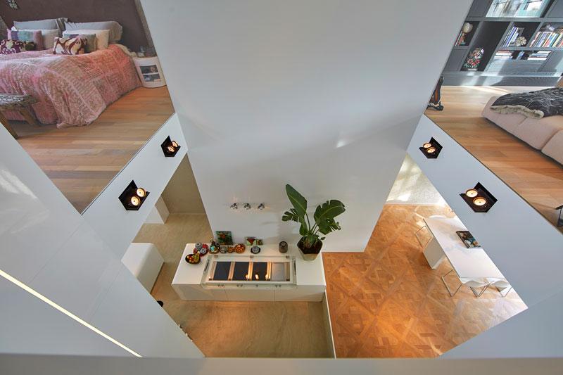 Grachtenpand, Bart van Wijk, interieurontwerp, interieuradvies, totaalontwerp, the art of living